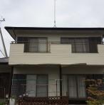 白沢町 N様邸 外装塗装