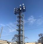 K市 運動公園ナイター照明